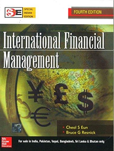 International Financial Management: Bruce G. Resnick,
