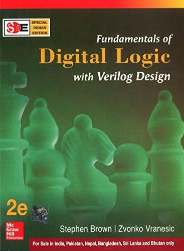9780070667242: Fundamentals of Digital Logic with Verilog Design