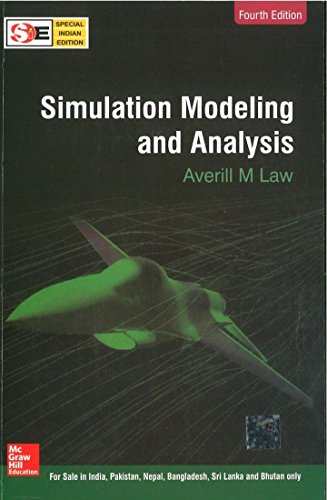 9780070667334: Simulation Modeling and Analysis