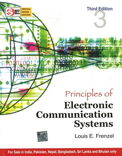 9780070667556: Principles of Electronic Communication Systems