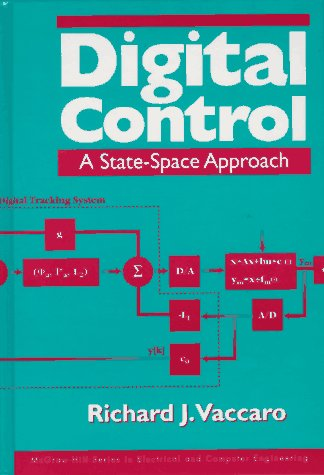 9780070667815: Digital Control (Mcgraw Hill Series in Electrical and Computer Engineering)