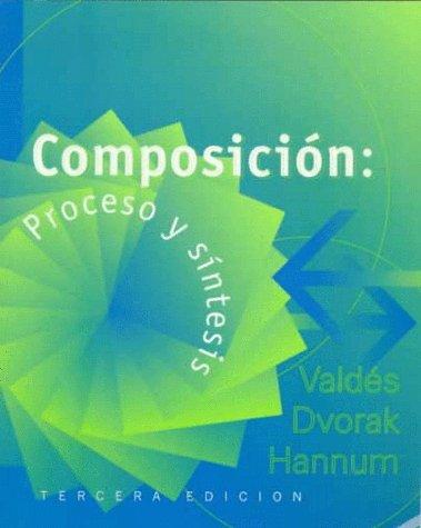 9780070668164: Composicion: Proceso y sintesis