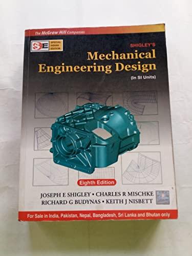 9780070668614: SHIGLEY'S MECHNICAL ENGINEERING DESIGN 8ED