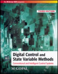 9780070668805: DIGITAL CONTROL AND STATE VARIABLE METHOD