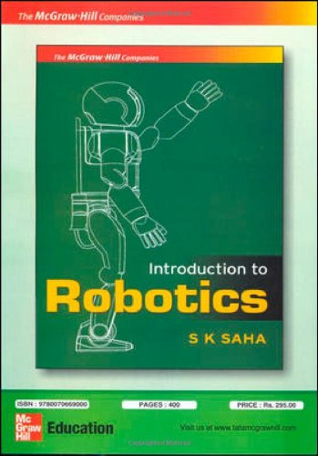 9780070669000: Introduction to Robotics
