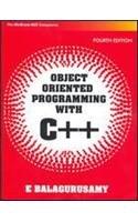 Object Oriented Programming With C++: E. Balagurusamy
