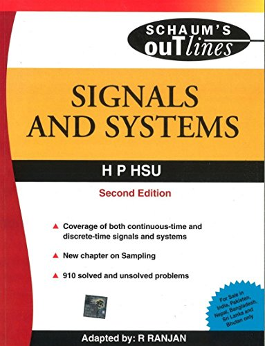 9780070669185: Signals & Systems