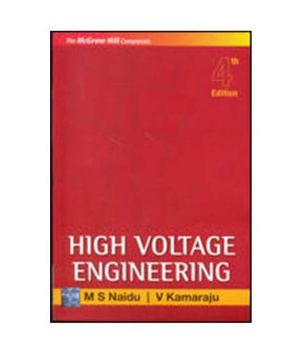9780070669284: High Voltage Engineering 4E