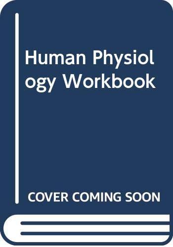 9780070669673: Human Physiology Workbook