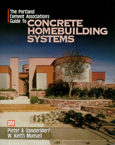 9780070670204: The Portland Cement Association's Guide to Concrete Homebuilding Systems