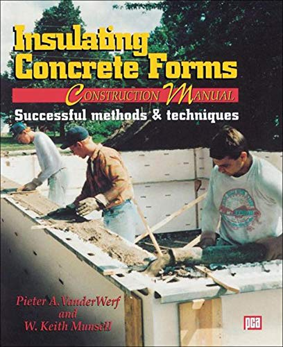 9780070670327: Insulating Concrete Forms Construction Manual