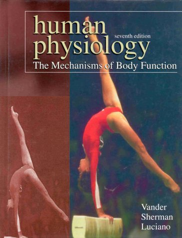 Human Physiology: The Mechanisms of Body Function: Vander, Arthur; Sherman,