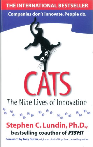 9780070670976: CATS: The Nine Lives of Innovation