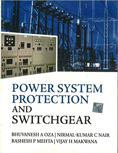 9780070671188: POWER SYSTEM PROTECTION & SWITCHGEAR