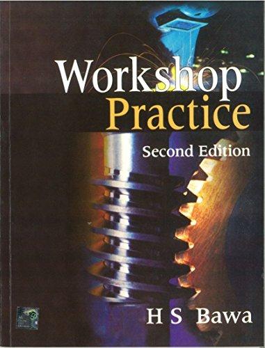 9780070671195: Workshop Practice, 2Ed