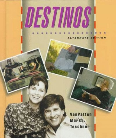 9780070672574: Destinos: Alternate Edition (Student Edition)
