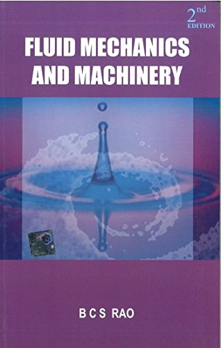9780070672789: Fluid Mechanics And Machinery