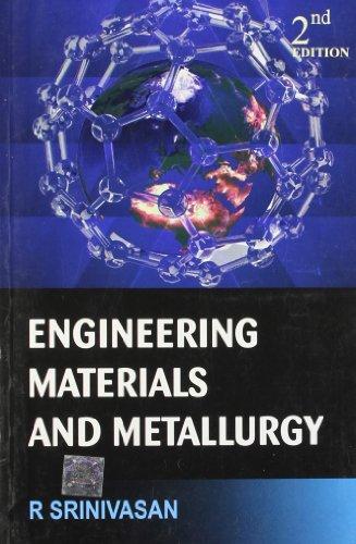 9780070672819: Engineering Materials and Metallurgy