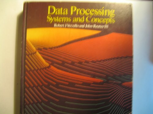 9780070673250: Data Processing: Systems and Concepts