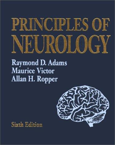9780070674394: Adam's & Victor's Principles of Neurology