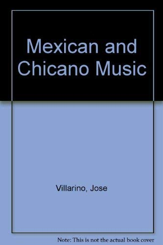 9780070674738: Mexican and Chicano Music