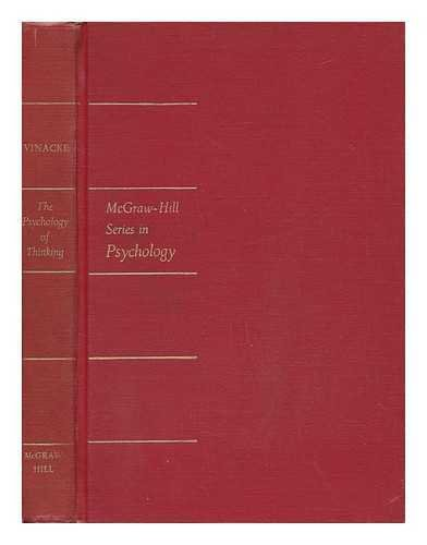 9780070674851: The Psychology of Thinking.