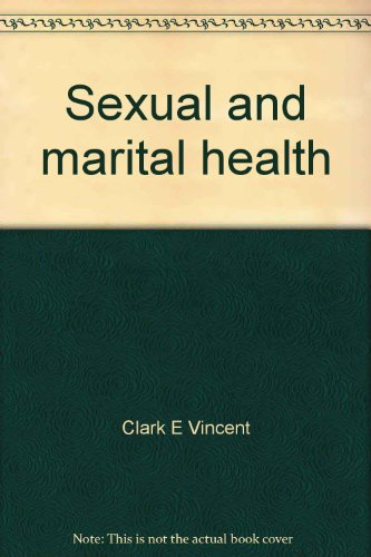 9780070674882: Sexual and marital health: The physician as a consultant