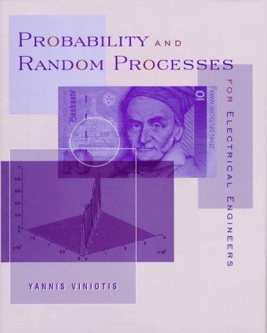 9780070674912: Probability and Random Processes