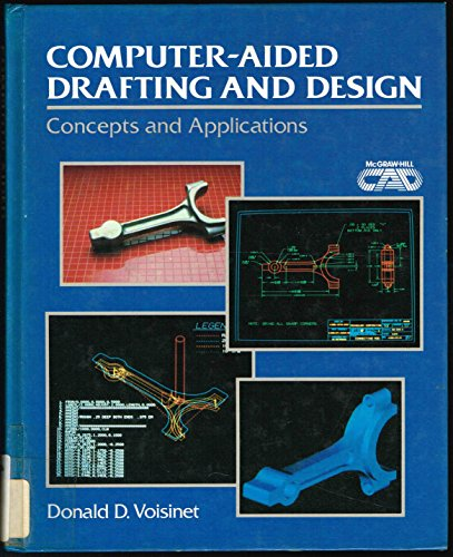 9780070675650: Computer Aided Drafting and Design: Concepts and Applications