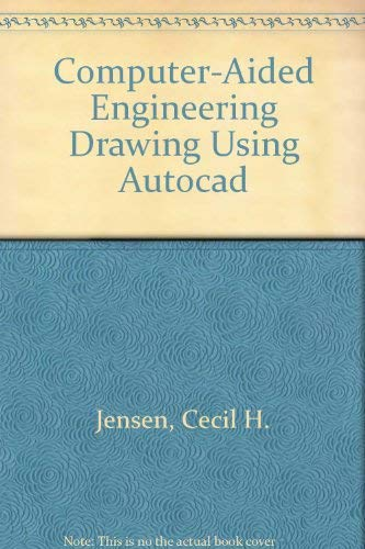 9780070675681: Computer-Aided Engineering Drawing Using Autocad