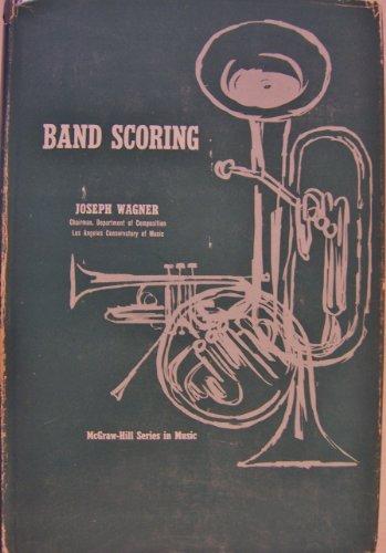 Band Scoring: Joseph Wagner