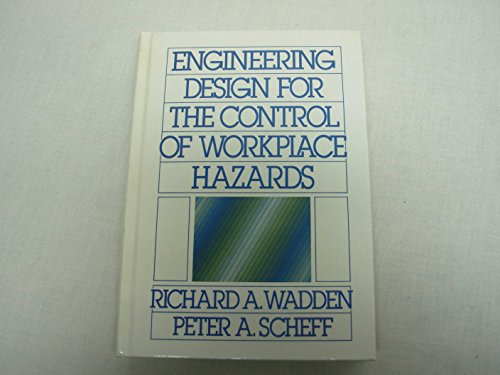 9780070676640: Engineering Design for the Control of Workplace Hazards