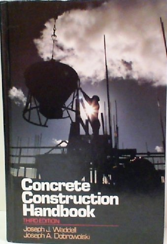 9780070676664: Concrete Construction Handbook
