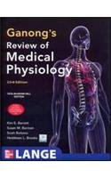 9780070677227: Ganong's Review of Medical Physiology