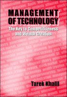 9780070677371: Management Of Technology