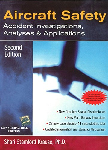 9780070677470: Aircraft Safety : Accident Investigations, Analyses, & Applications, Second Edition