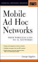 9780070677487: MOBILE AD HOC NETWORKS