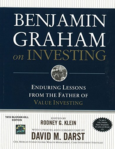 9780070677586: Benjamin Graham on Investing: Enduring Lessons from the Father of Value Investing