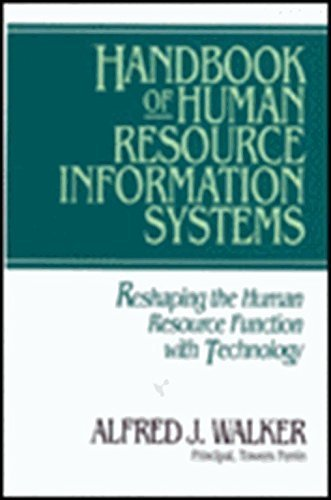 9780070678156: Handbook of Human Resource Information Systems: Reshaping the Human Resource Function With Technology