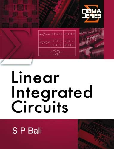 9780070678217: Linear Integrated Circuits (Sigma Series): 1/e