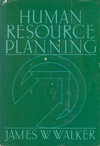 9780070678408: Human Resource Planning (McGraw-Hill Series in Management)
