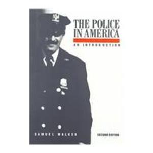 9780070678699: Police in America