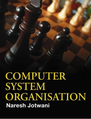 9780070678767: Computer System Organization: 1/e