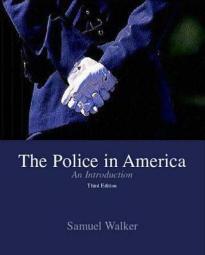 9780070679115: Police in America: An Introduction