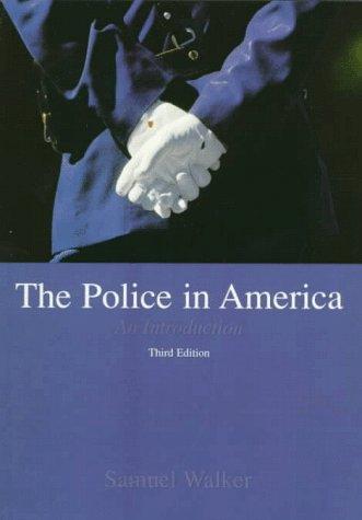 9780070679115: The Police In America