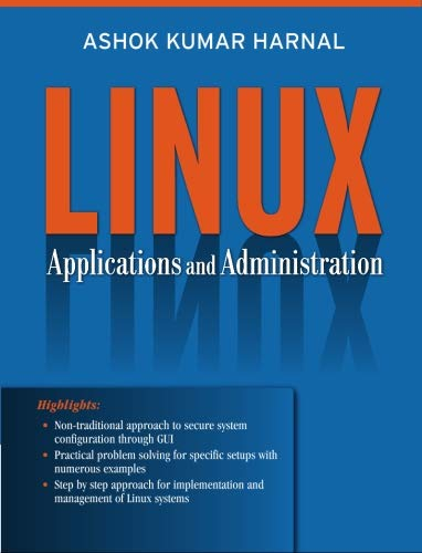 9780070680104: LINUX Applications and Administration