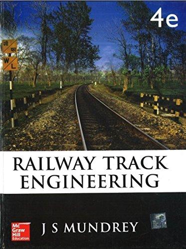 9780070680128: RAILWAY TRACK ENGINEERING
