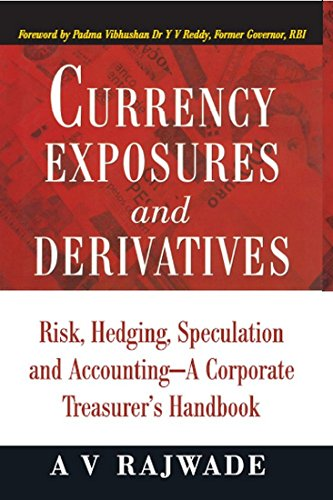 Currency Exposures and Derivatives: Risk, Hedging, Speculation: A.V. Rajwade