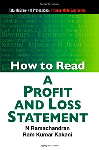 9780070680197: How To Read A Profit And Loss Statement