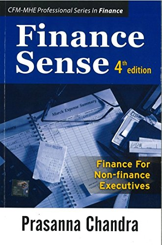 9780070680203: Finance Sense: Finance for Non-finance Executives